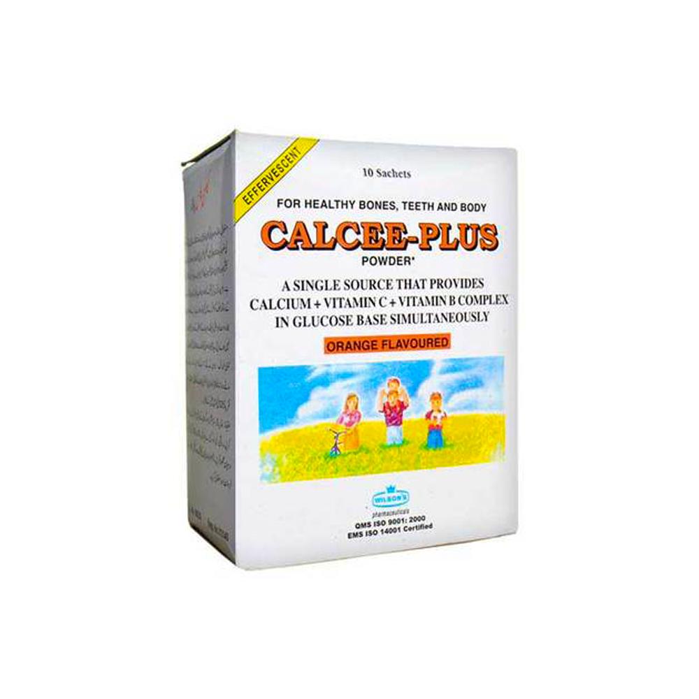 Calcee Plus Powd