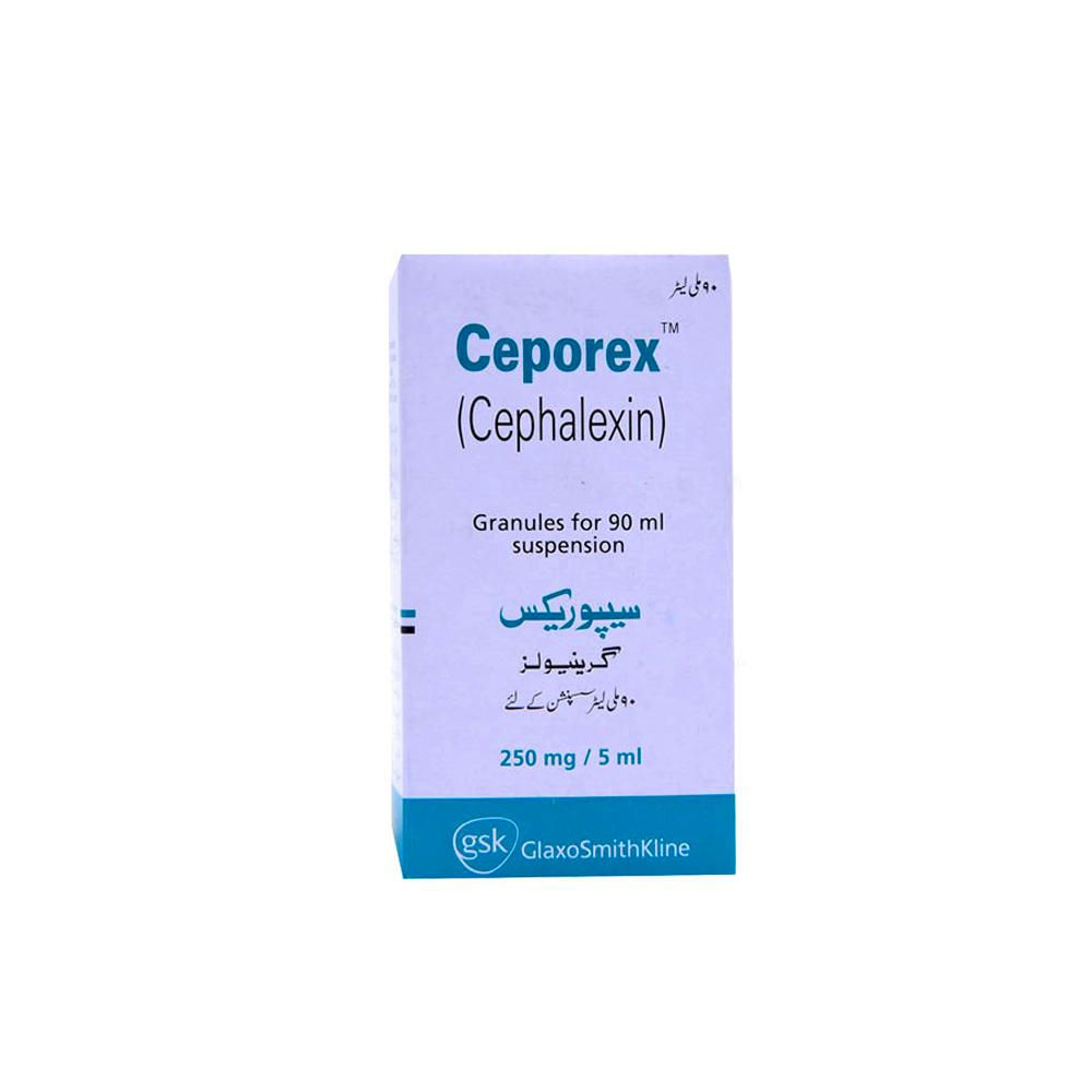 Ceporex 250mg (90ml)