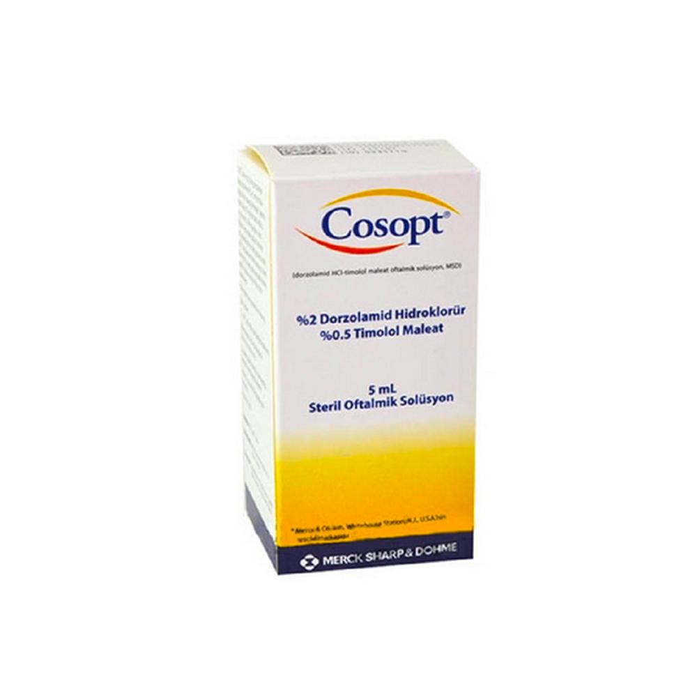 Cosopt 5ml