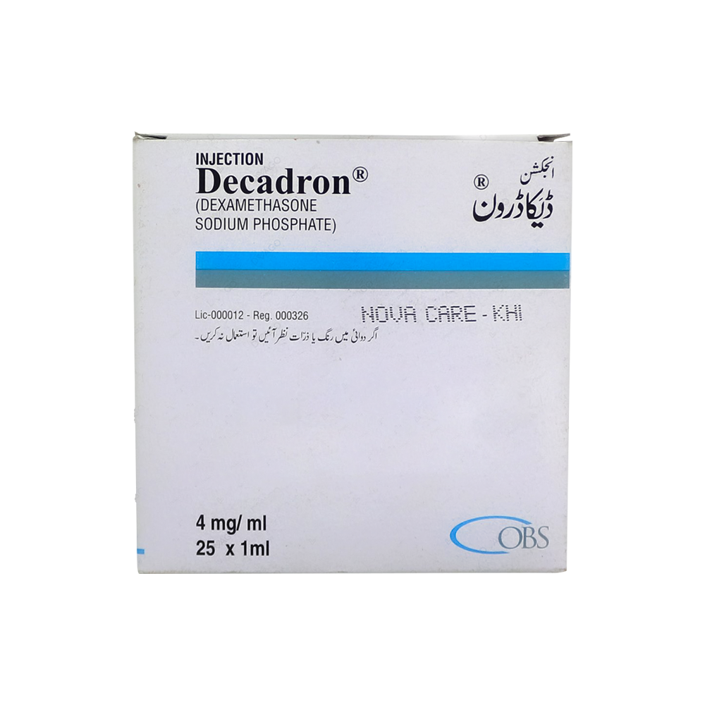 Decadron 1ml