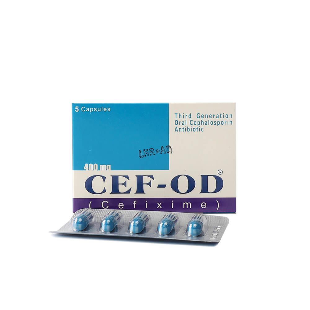 Cef-OD 400mg