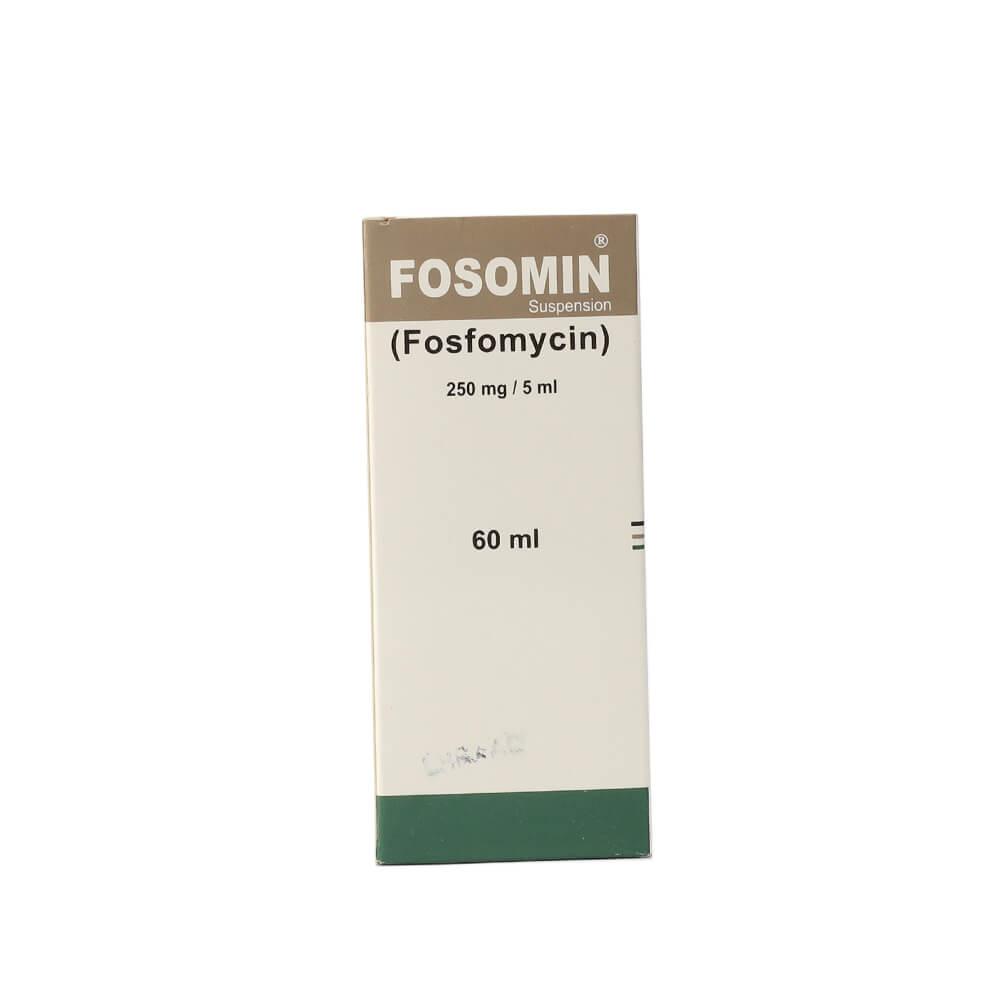 Fosomin 250mg 60ml