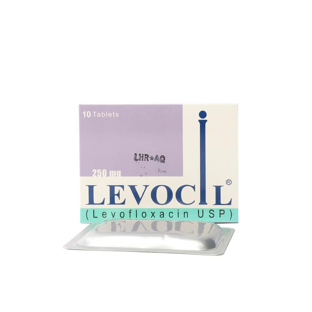 Levocil 250mg