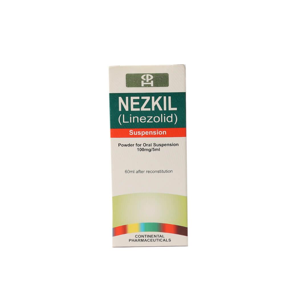Nezkil 100mg (60ml)