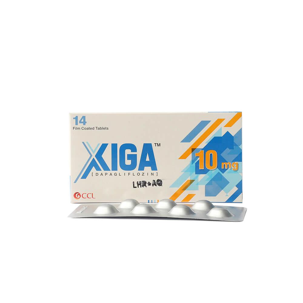 Xiga 10mg