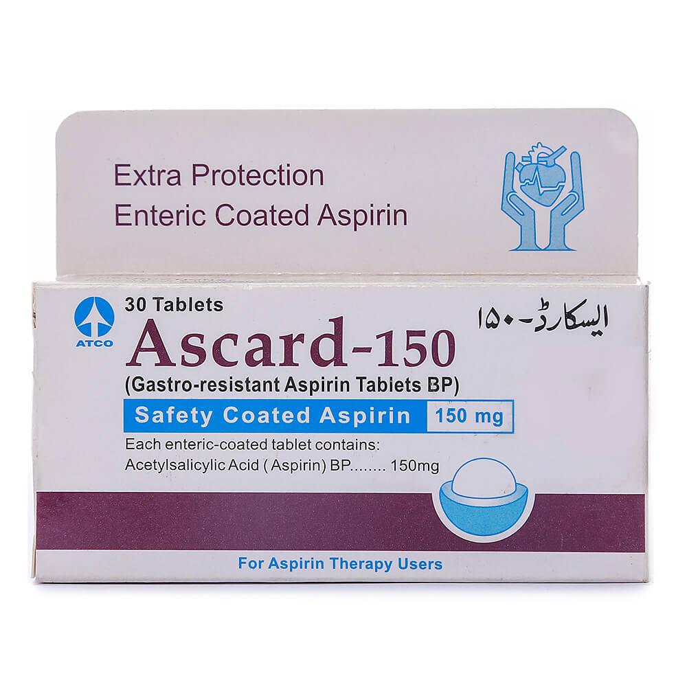 Ascard 150mg