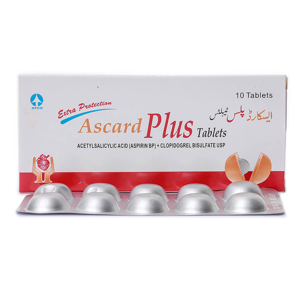 Ascard Plus 75/75mg