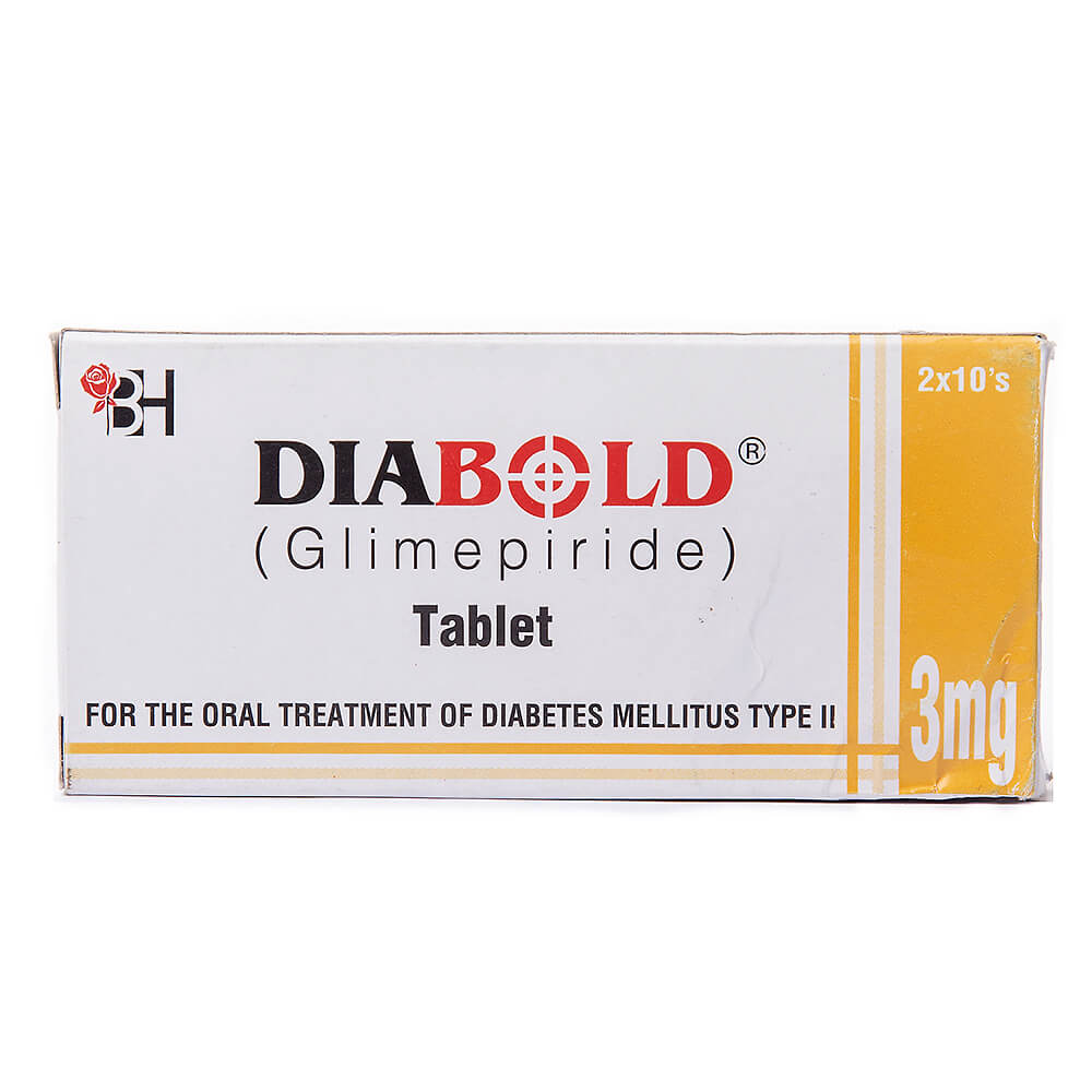 Diabold 3mg