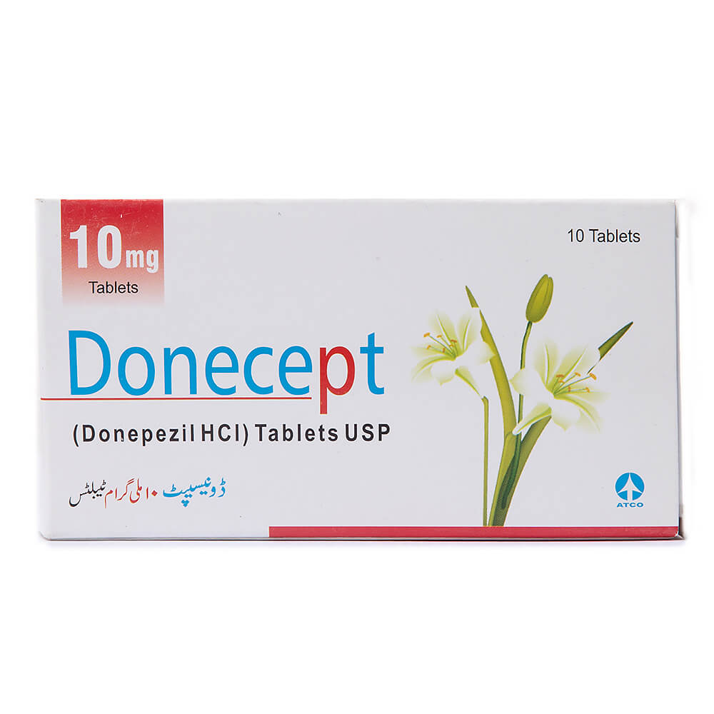 Donecept 10mg