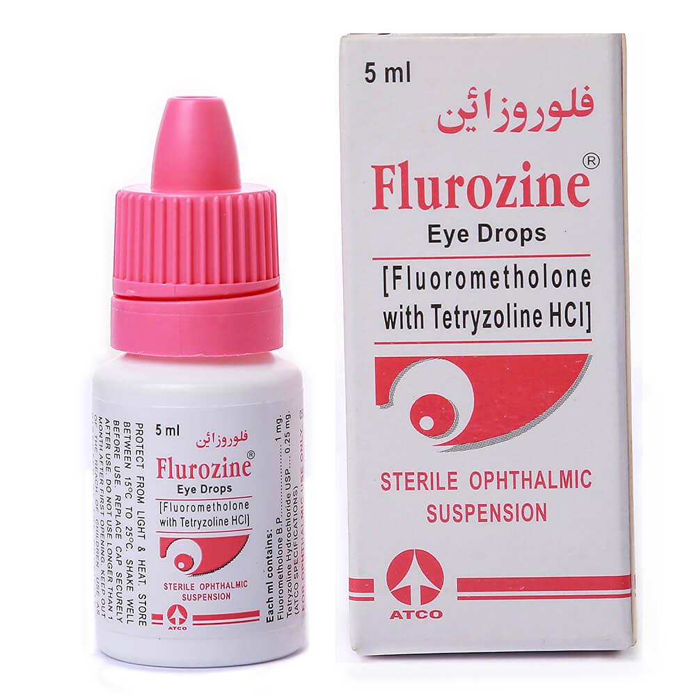 Flurozine 5ml