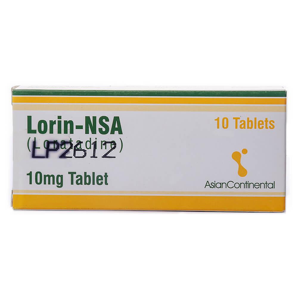 Lorin-Nsa 10mg