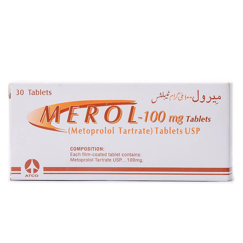 Merol 100mg