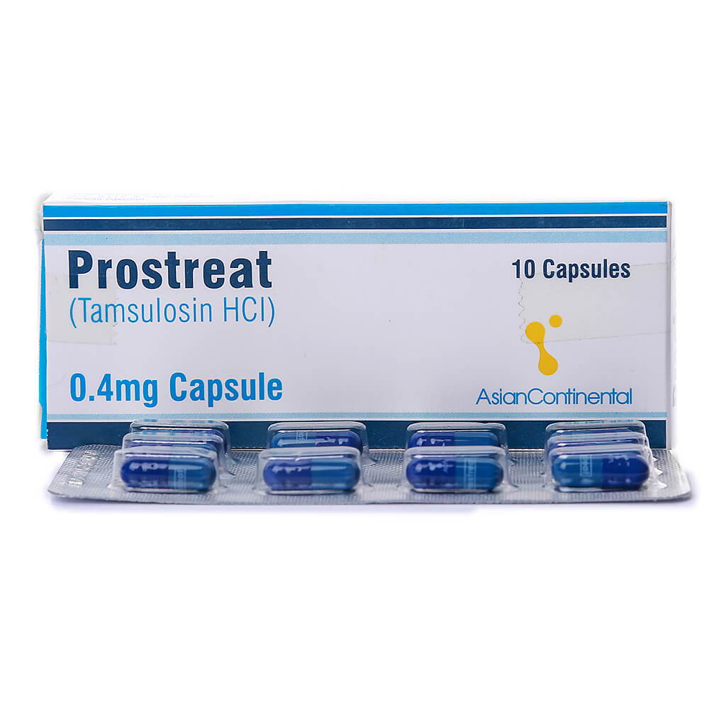 Buy Prostreat 0 4mg Capsules Online Emeds Pharmacy