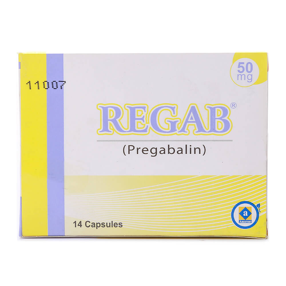 Regab 50mg