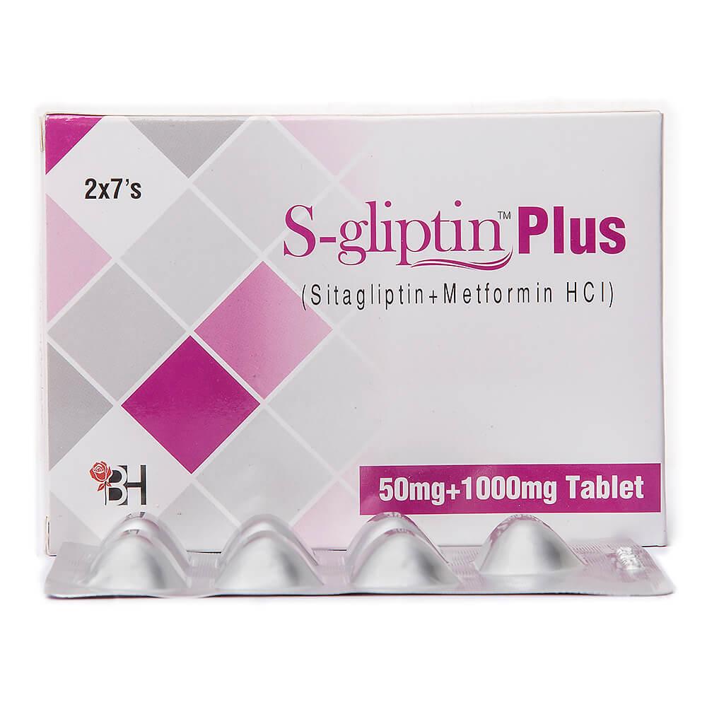 S-Gliptin Plus 50/1000