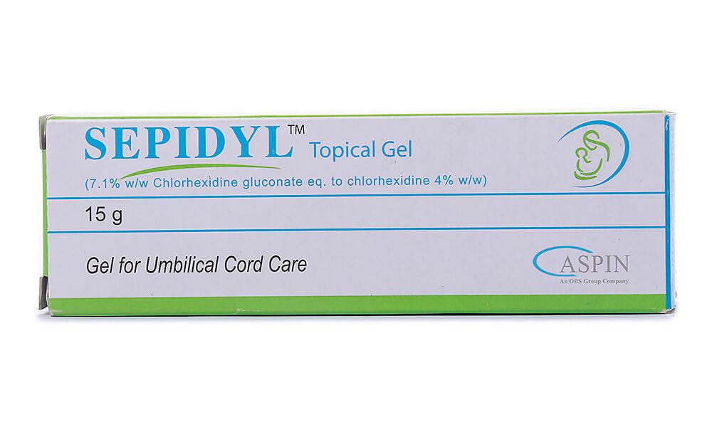 Sepidyl 7.1% (15g)