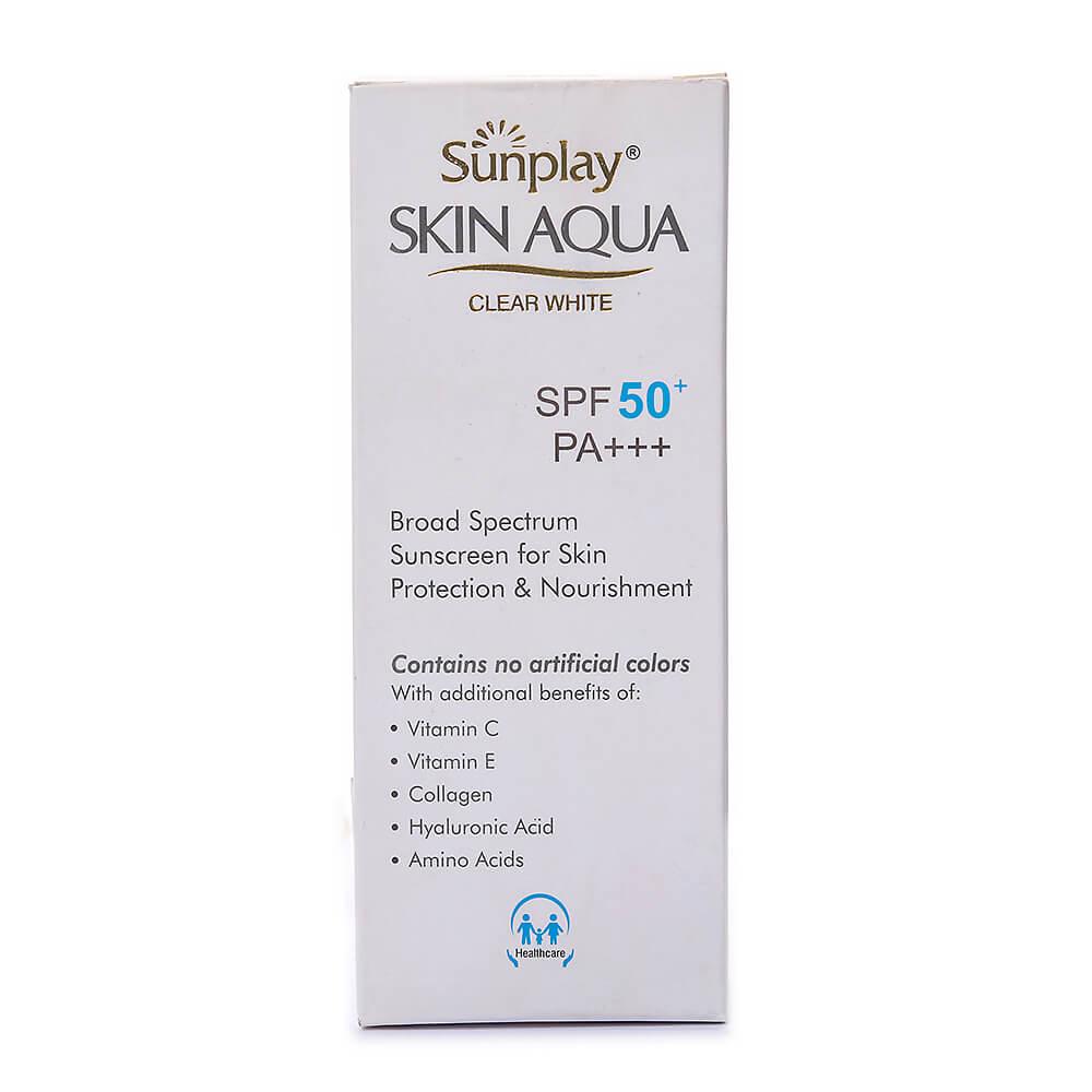 Skin Aqua Cl White 25g