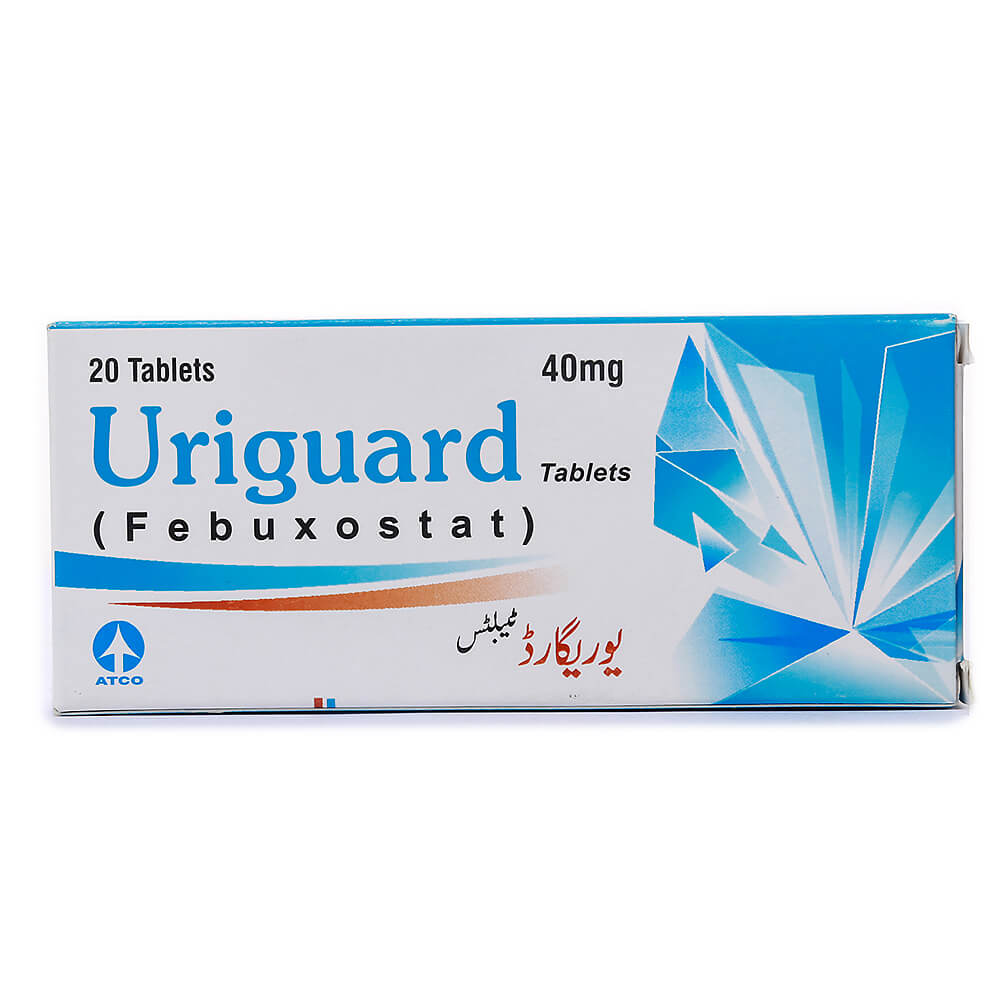 Uriguard (Degouric) 40mg