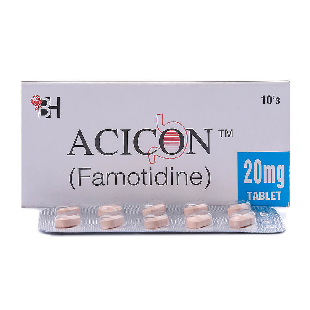 Acicon 20mg