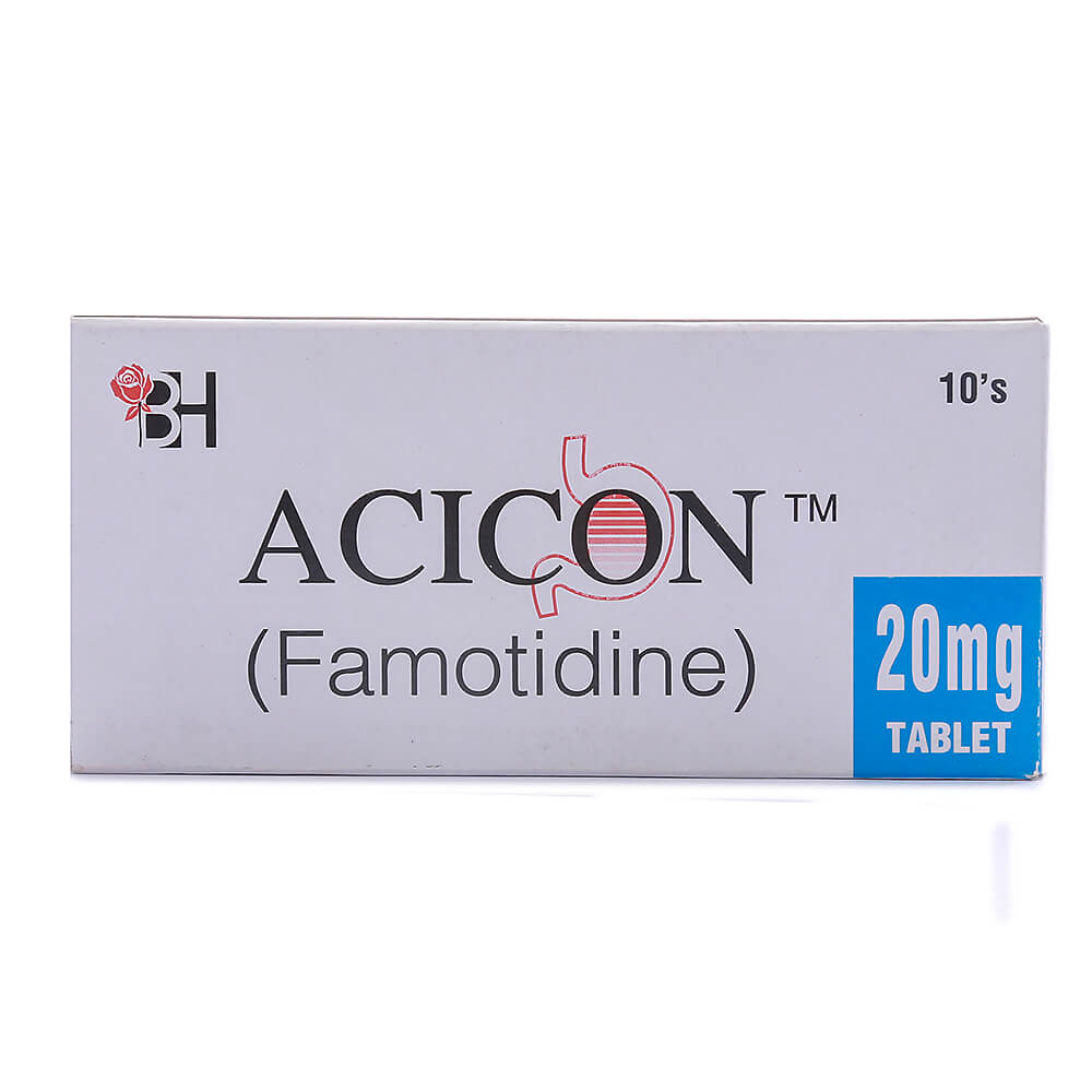 Acicon 20mg