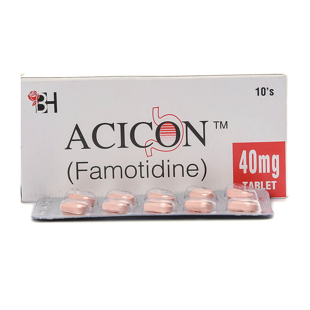 Acicon 40mg