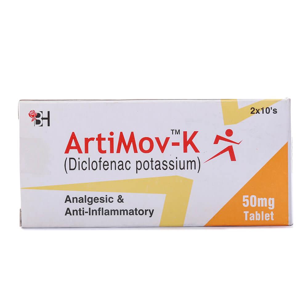 Artimov-K 50mg