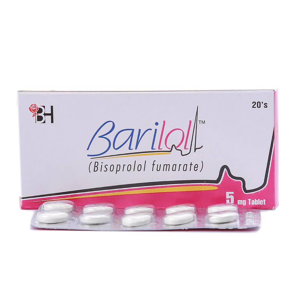 Barilol 5mg