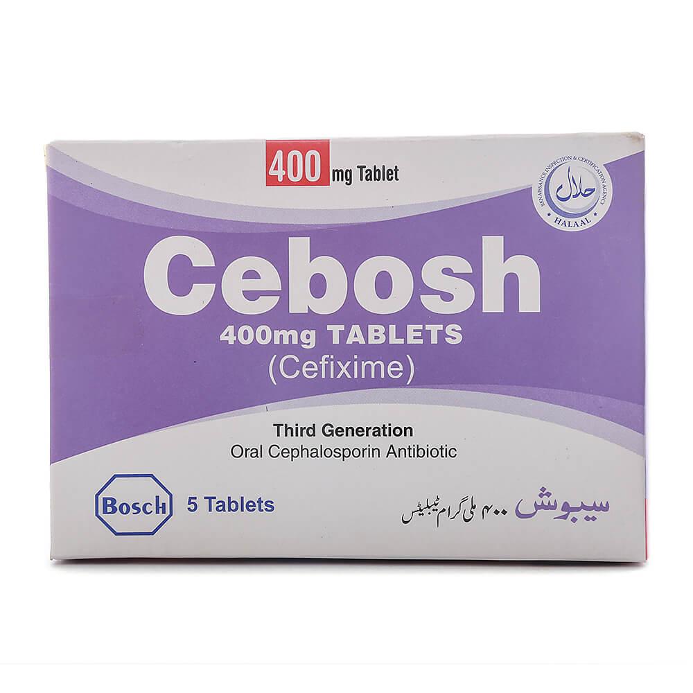 CEBOSH 400mg