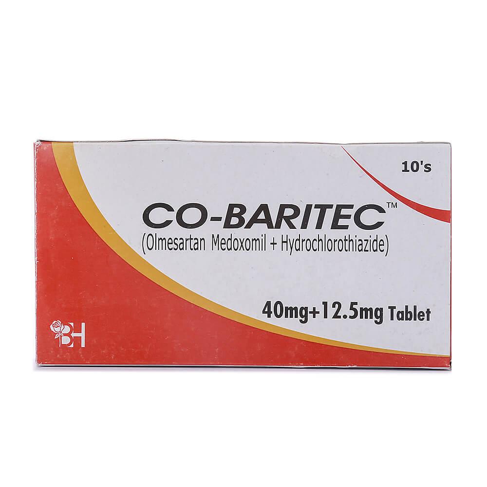 Co-Baritec 40/12.5mg