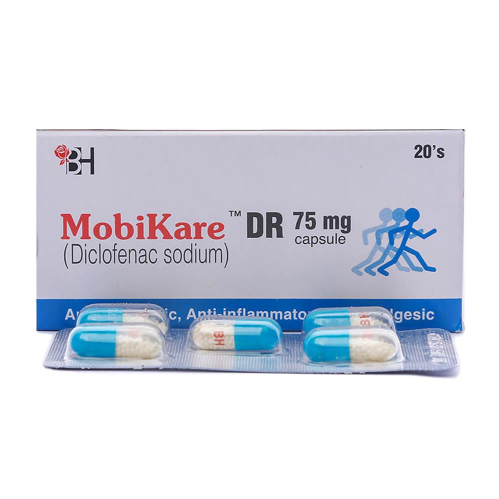 Mobikare Dr 75mg