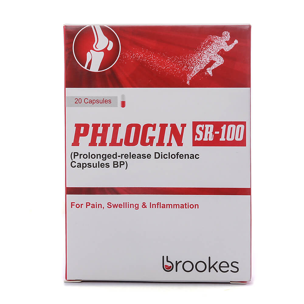 Phlogin SR 100mg