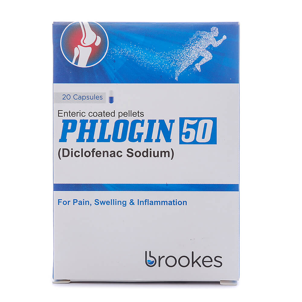 Phlogin 50mg