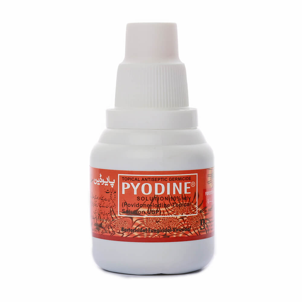 Pyodine 10% 60ml