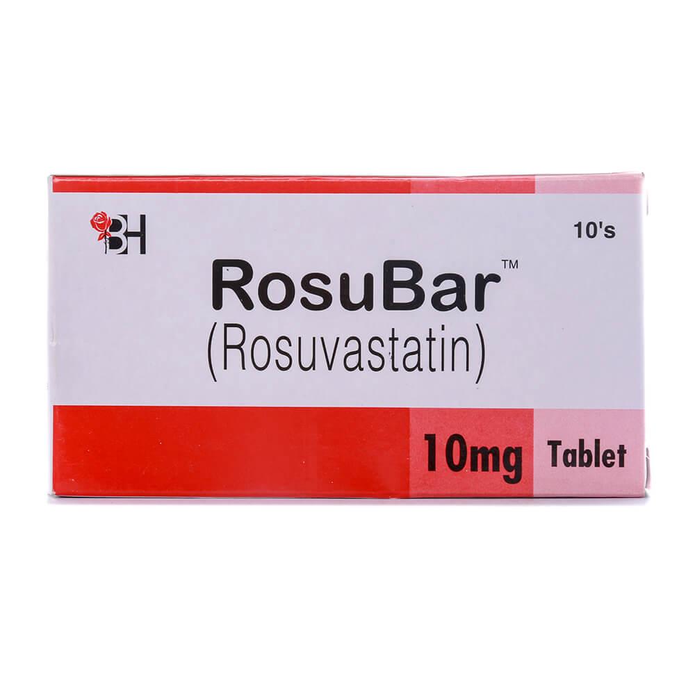Rosubar 10mg