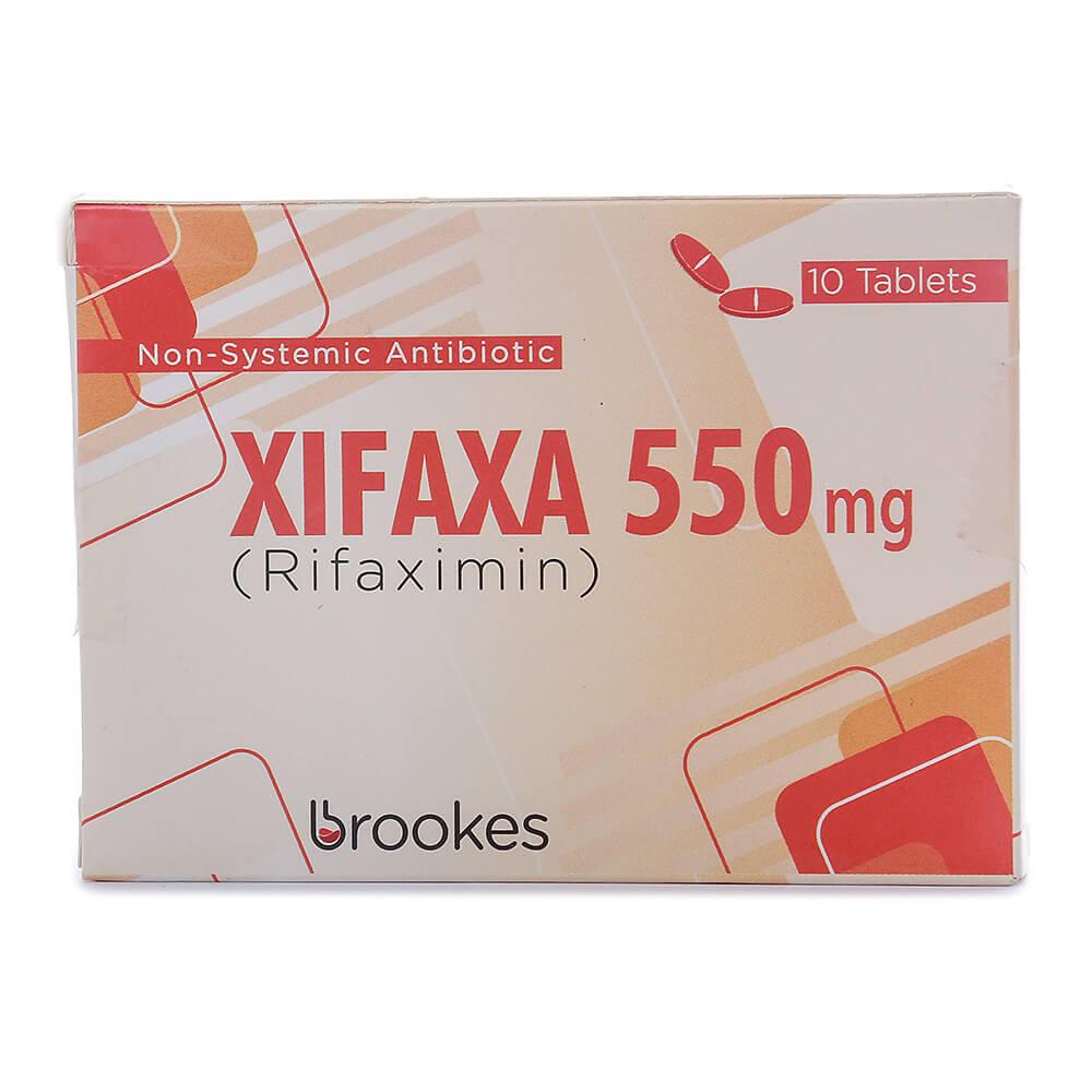 Xifaxa 550mg