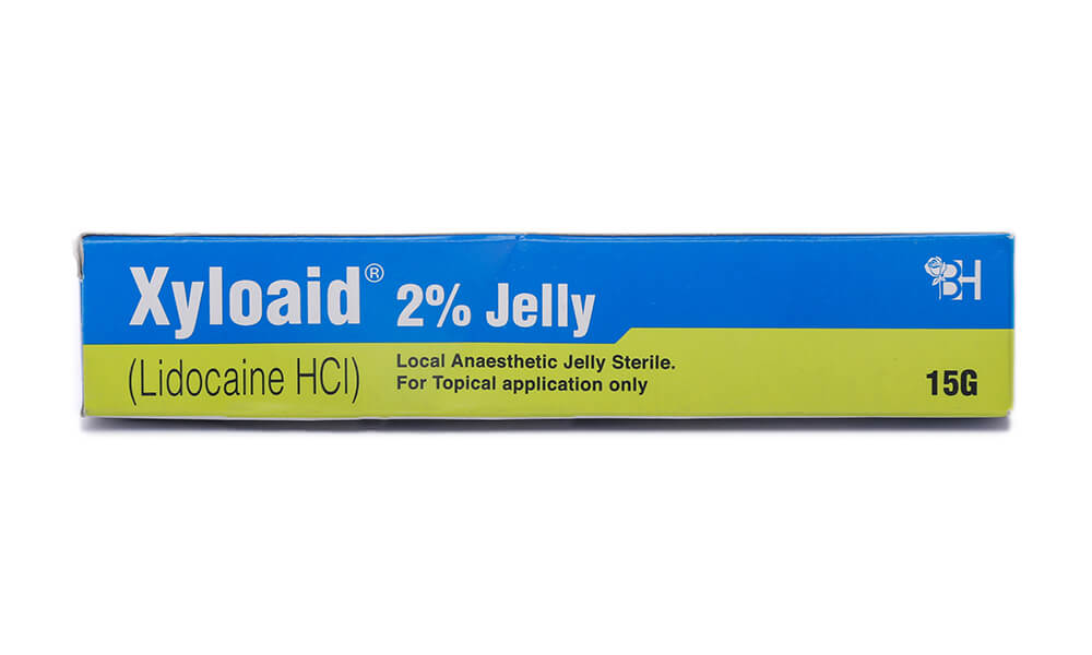 Xyloaid 2% Jelly 15g