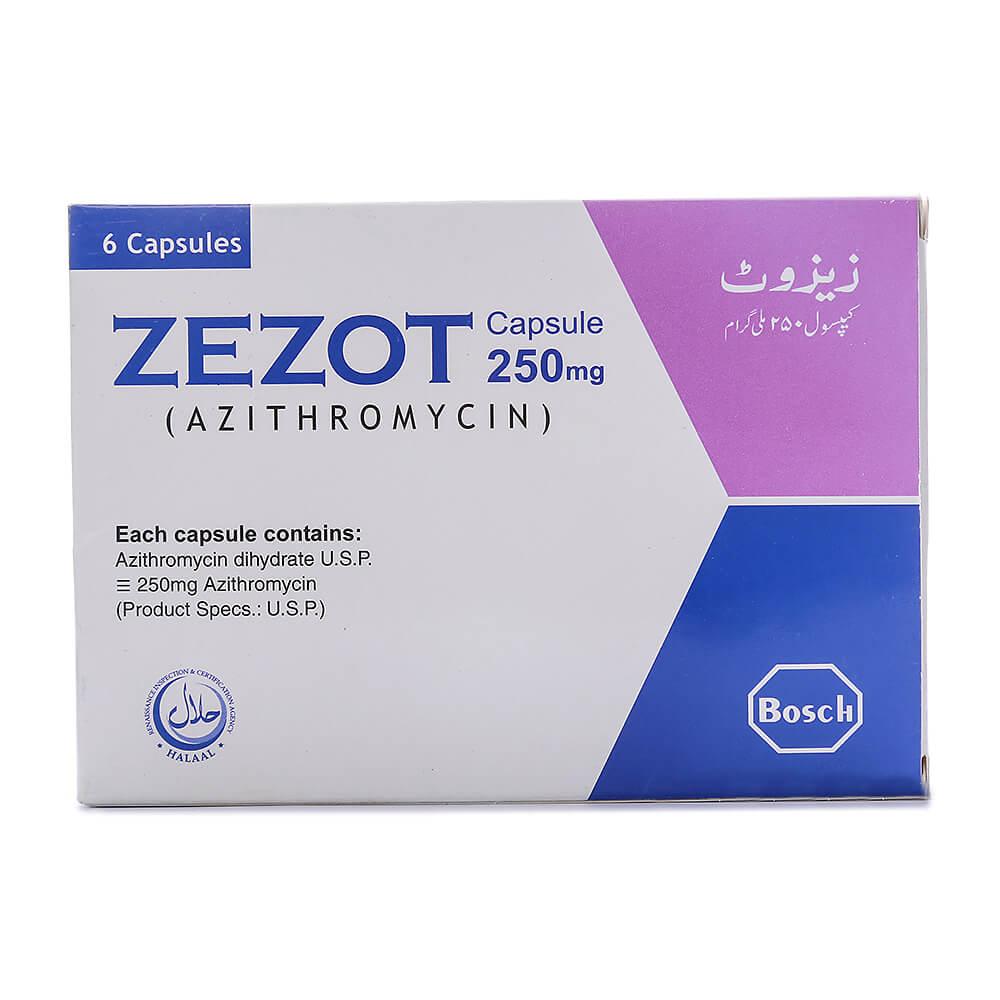 Zezot 250mg