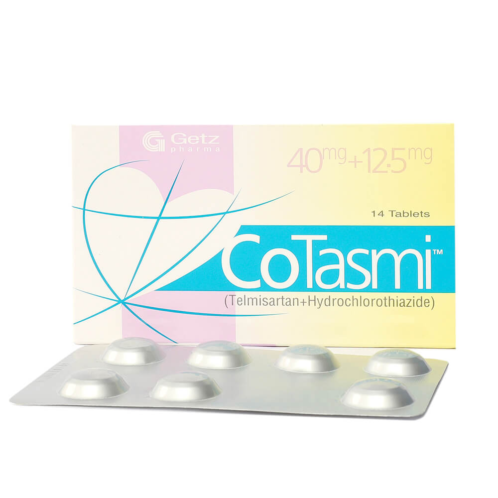 Co-Tasmi 40/12.5mg