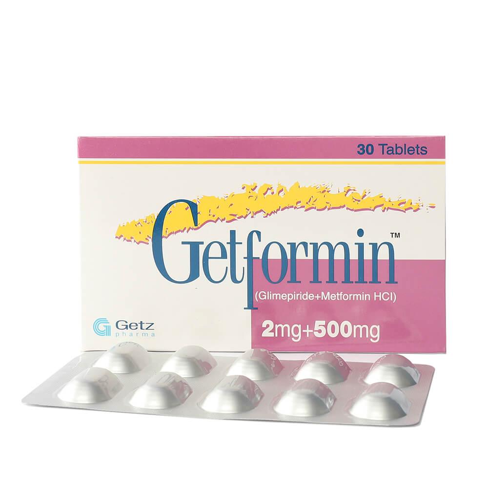 Getformin 2/500mg