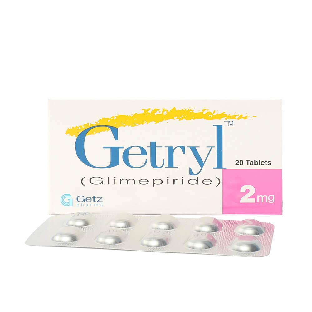 Getryl 2mg