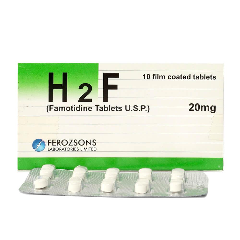 H2f 20mg
