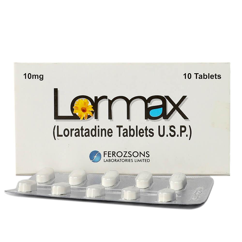 Lormax 10mg