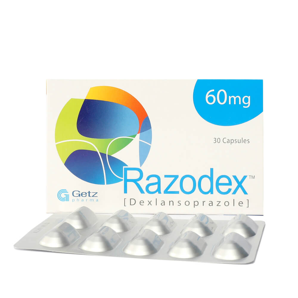 Razodex 60mg