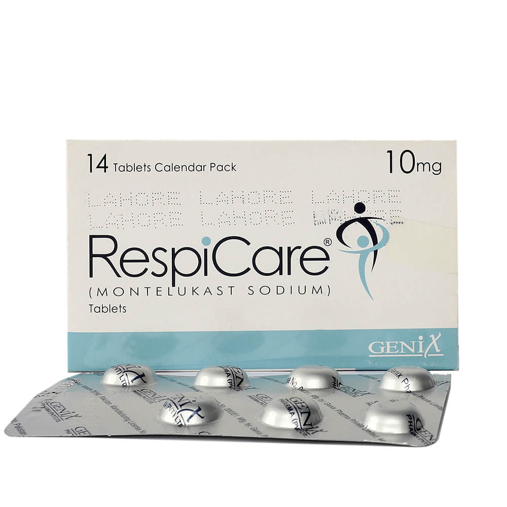 Respicare 10mg Chewable