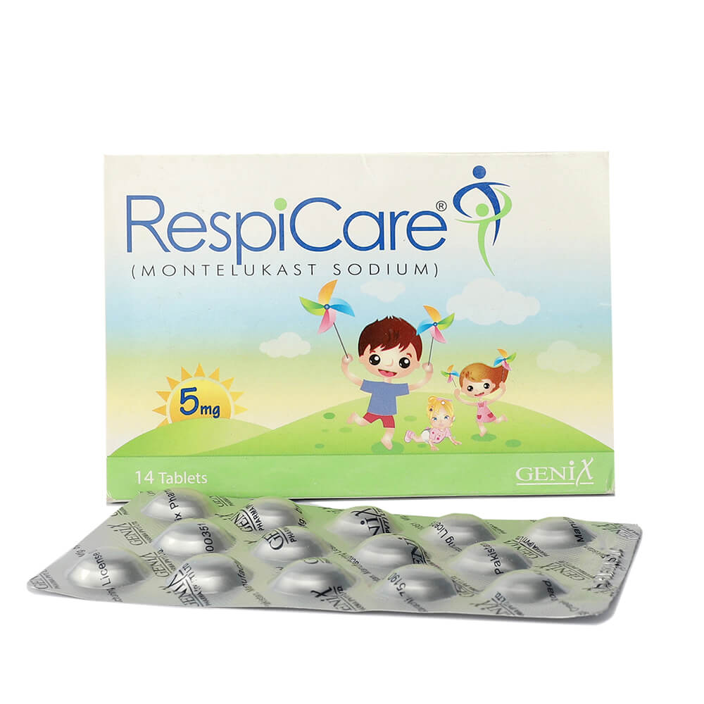 Respicare 5mg Chewable