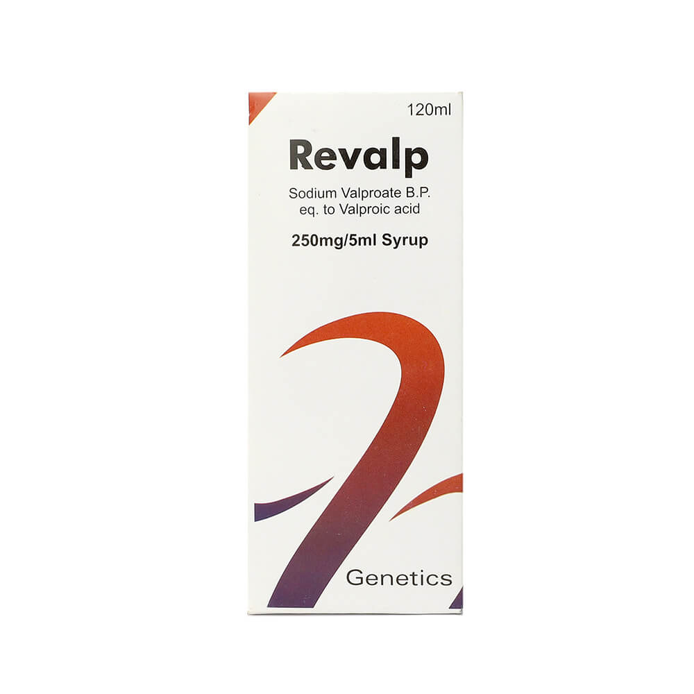 Revalp 250mg (120ml)