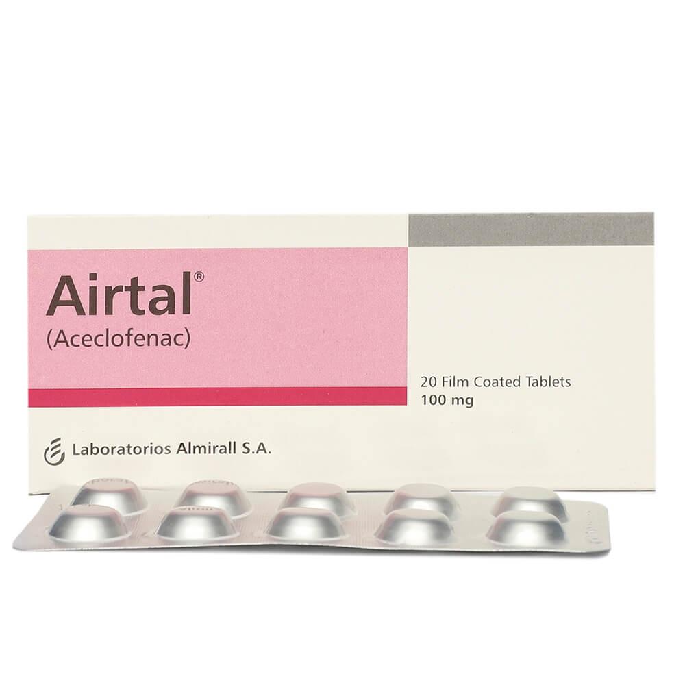 Airtal 100mg