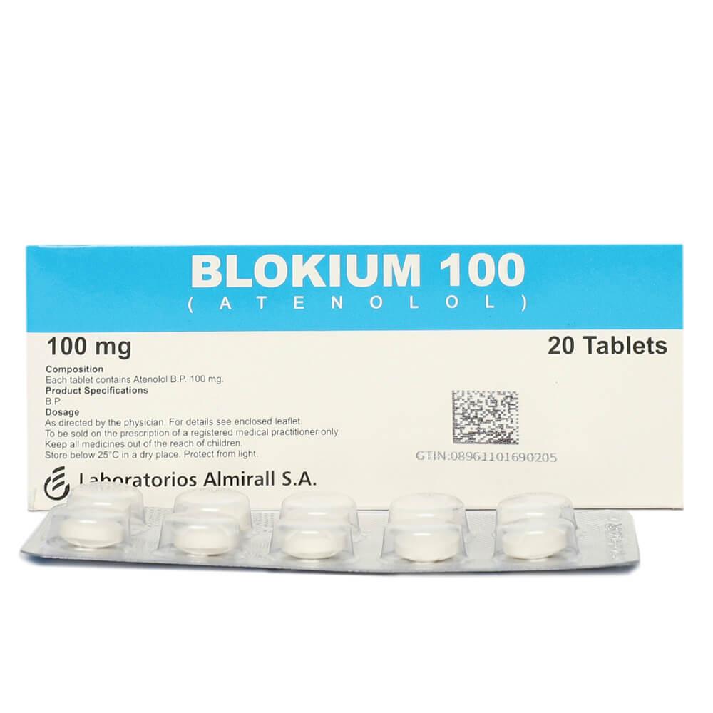 Blokium 100mg