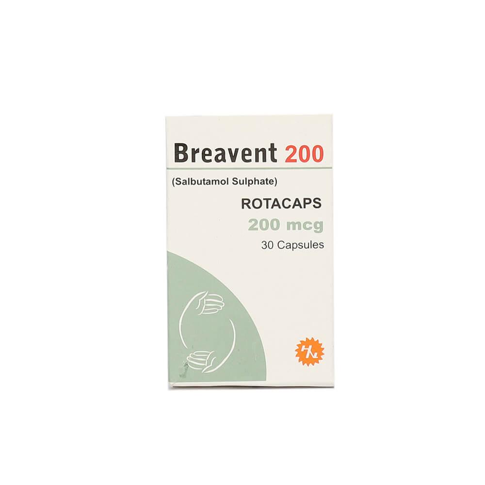 Breavent 200mg