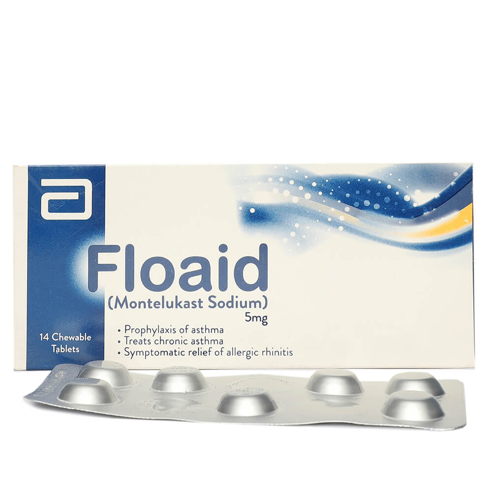 Floaid 5mg Chewable